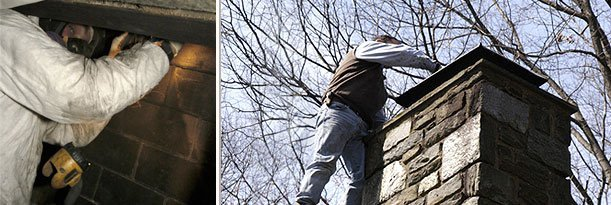 Chimney Cleaning Services Frederick Md Chimney Repair