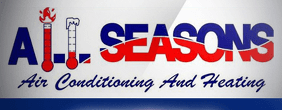 All Seasons Air Conditioning & Heating-Logo