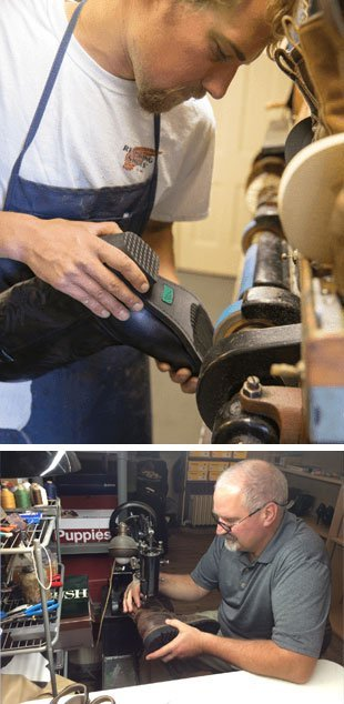 Footwear Repair | Waupun, WI | Brooks Shoes & Repair | 920-324-2302