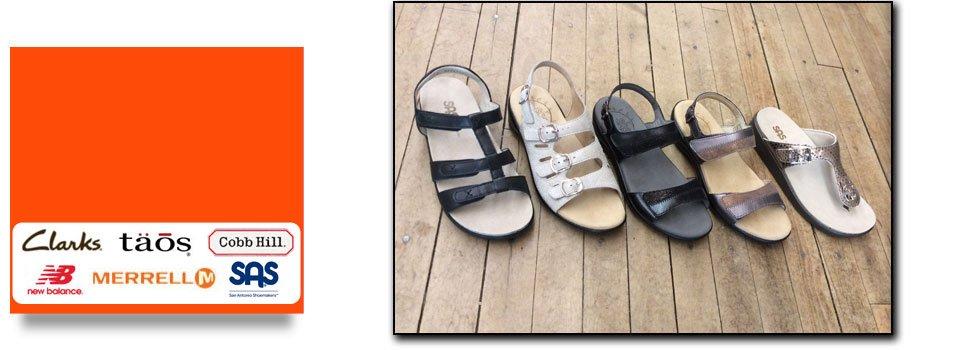 Quality Footwear   Waupun, WI   Brooks Shoes & Repair   920-324-2302