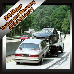 Towing - Macon, GA - Kitchens Garage, Inc. - 24-Hour Towing and Recovery 478-743-4511