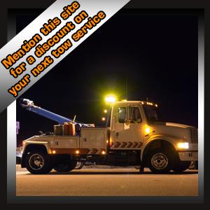 Macon, GA - Heavy Duty Tow Truck - Kitchens Garage, Inc.