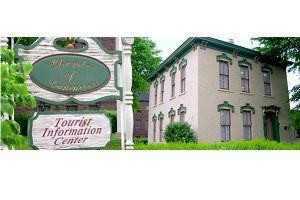 Marshall County Chamber of Commerce Front
