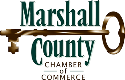 Marshall County Chamber of Commerce -  Logo