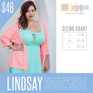Lindsay Kimono