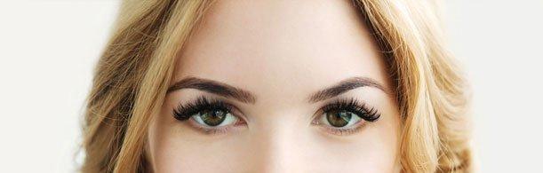Eyelash professional work