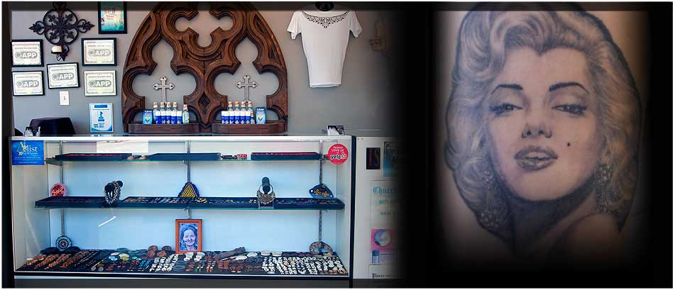 Aftercare instructions | San Diego, CA | Church Of Steel Body Piercing and Tattoo | 619-232-5752