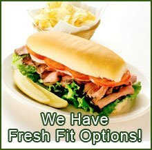 Sub Sandwich - Port Charlotte, FL - Subway - We Have Fresh Fit Options!