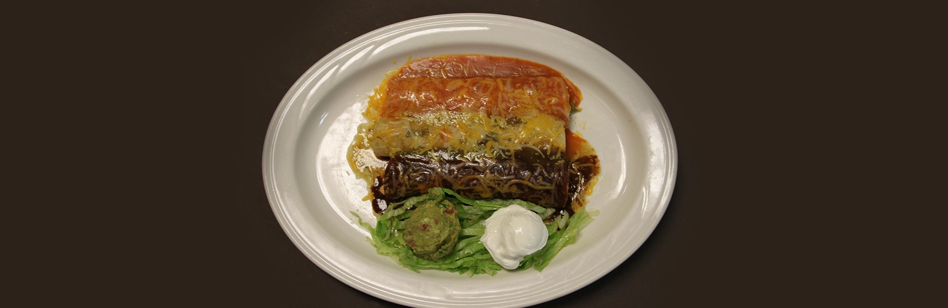 Enchilada Sampler