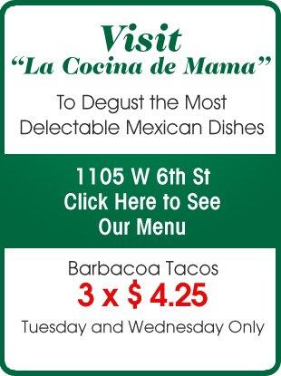 Irving, TX - La Nueva de Zacatecas Tortillerias - Burritos