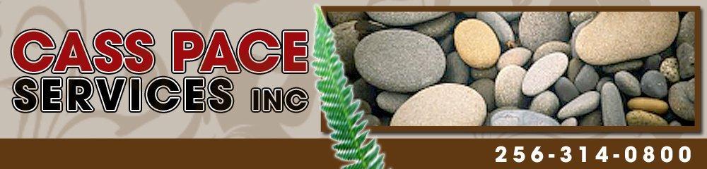 Landscape Contractor - Muscle Shoals, AL - Cass Pace Services Inc