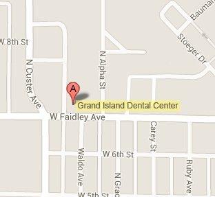 Grand Island Dental Center - 2414 W. Faidley Ave Grand Island,  NE   68803