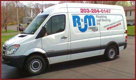 Plumbing | Wallingford, CT | R&M Plumbing & Heating Inc. | 203-284-0147