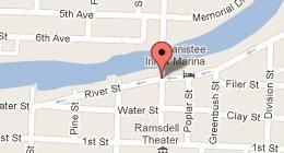 River Street Stockyard & Spirits 401 River Street, Manistee, MI 49660