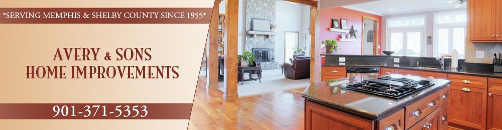 Home Remodeling Services - Millington, TN - Avery & Sons Home Improvements