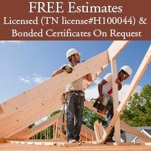 Masonry Contractors - Millington, TN - Avery & Sons Home Improvements