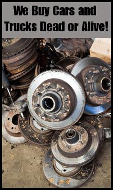Auto Salvage Parts - Salina, KS - Charlie Heath West 40 Salvage - auto parts - We Buy Cars and Trucks Dead or Alive!