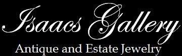 Isaacs Gallery - Logo