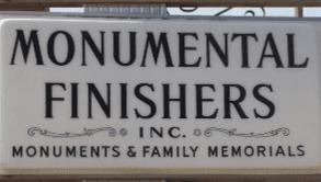 Monumental Finishers