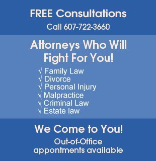 Accidents law service