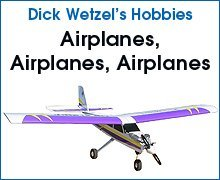 Model Airplanes Bath, PA - Dick Wetzel's Hobbies