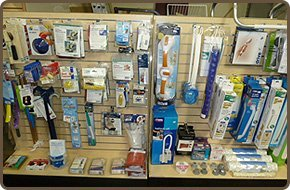 Shower supplies | Vista, CA | A-1 Healthcare Center | 760-945-4700