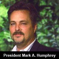 President Mark A. Humphrey
