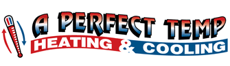A Perfect Temp Heating & Cooling - Logo