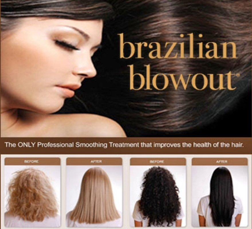Brazilian Blowout | Las Vegas Hair Salon | Las Vegas NV