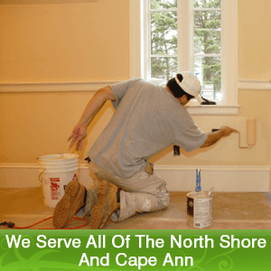 Custom Paint - Gloucester, MA - MD Painting - Interior Paint - We Serve All Of The North Shore And Cape Ann