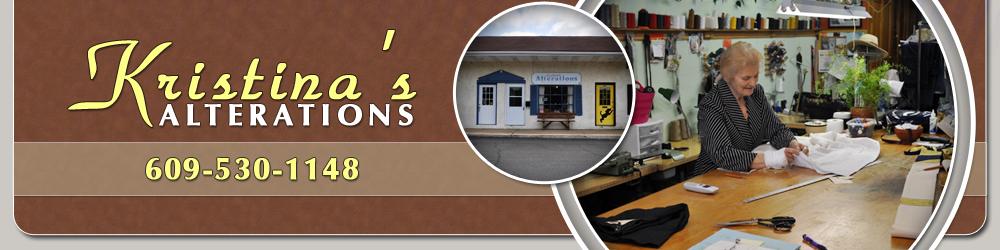 Tailor Shop Ewing, NJ - Kristina's Alterations