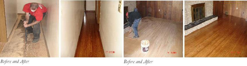 Hardwood Floors Sanding and Refinishing - Taylor, MI - Mohawk Hardwood Floors