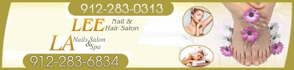 Massage - Waycross, GA - LA Nails Salon & Spa and Lee Nail & Hair
