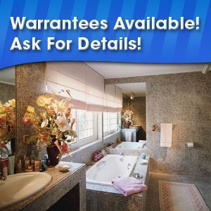 Bathroom Remodel - Burlington, KS - Cook's Plumbing - Bathroom Construction - Warrantees Available! Ask For Details!