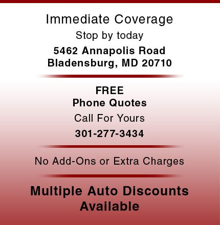 Parkway Insurance Agency - Insurance agents - Bladensburg, MD