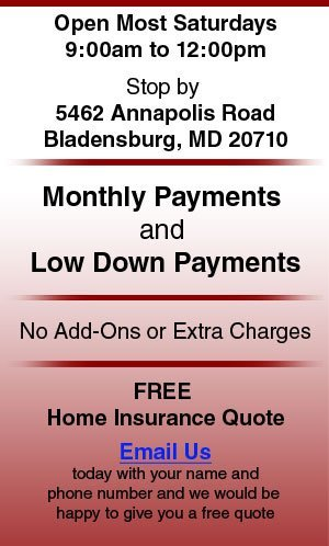 Home insurance - Bladensburg, MD - Parkway Insurance Agency
