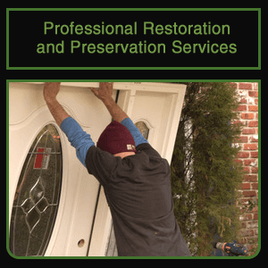 General Contractor - Stoughton, MA - Gallagher Restoration and Construction LLC - Door Installation - Professional Restoration and Preservation Services