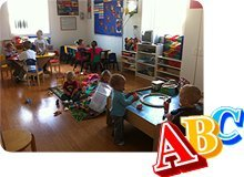 Day Care Center - Mount Vernon, WA - Kids Care Daycare - Classroom