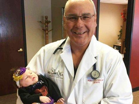 Dr. Rory Trottier, M.D.