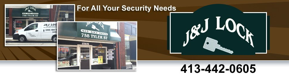 Locksmith Services - Pittsfield, MA  J & J Lock