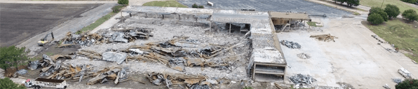 Commercial Demolition project