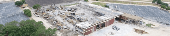 Commercial Demolition project