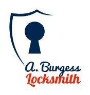 A. Burgess Locksmith  - Logo