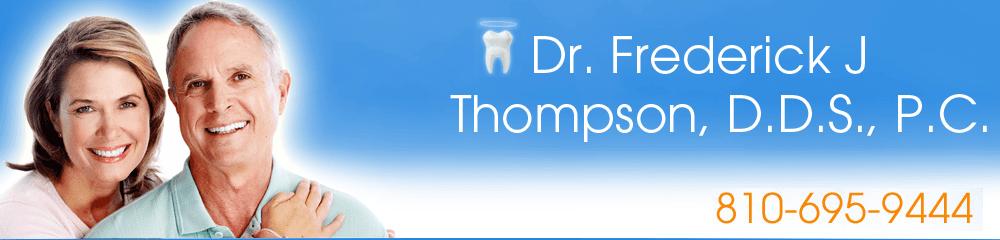 Dentures Grand Blanc, MI - Dr. Frederick J Thompson, D.D.S., P.C.