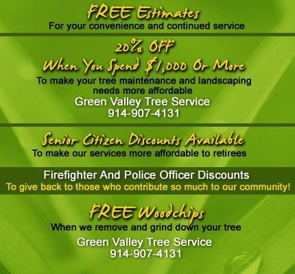 Green Valley Tree Service  - Tree Contractors  - West Harrison, NY