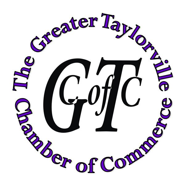 The Greater Taylorville Chamber of Commerce - Logo