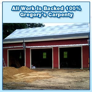 Roofing, Siding and windows - Leominster, MA - Gregory's Carpentry - Roofing Repair - All Work Is Backed 100% Gregory's Carpentry 508-344-2990