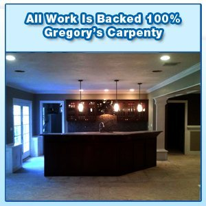 Kitchen and Bath Remodeling - Leominster, MA - Gregory's Carpentry - Kitchen Remodeling - All Work Is Backed 100% Gregory's Carpentry 508-344-2990