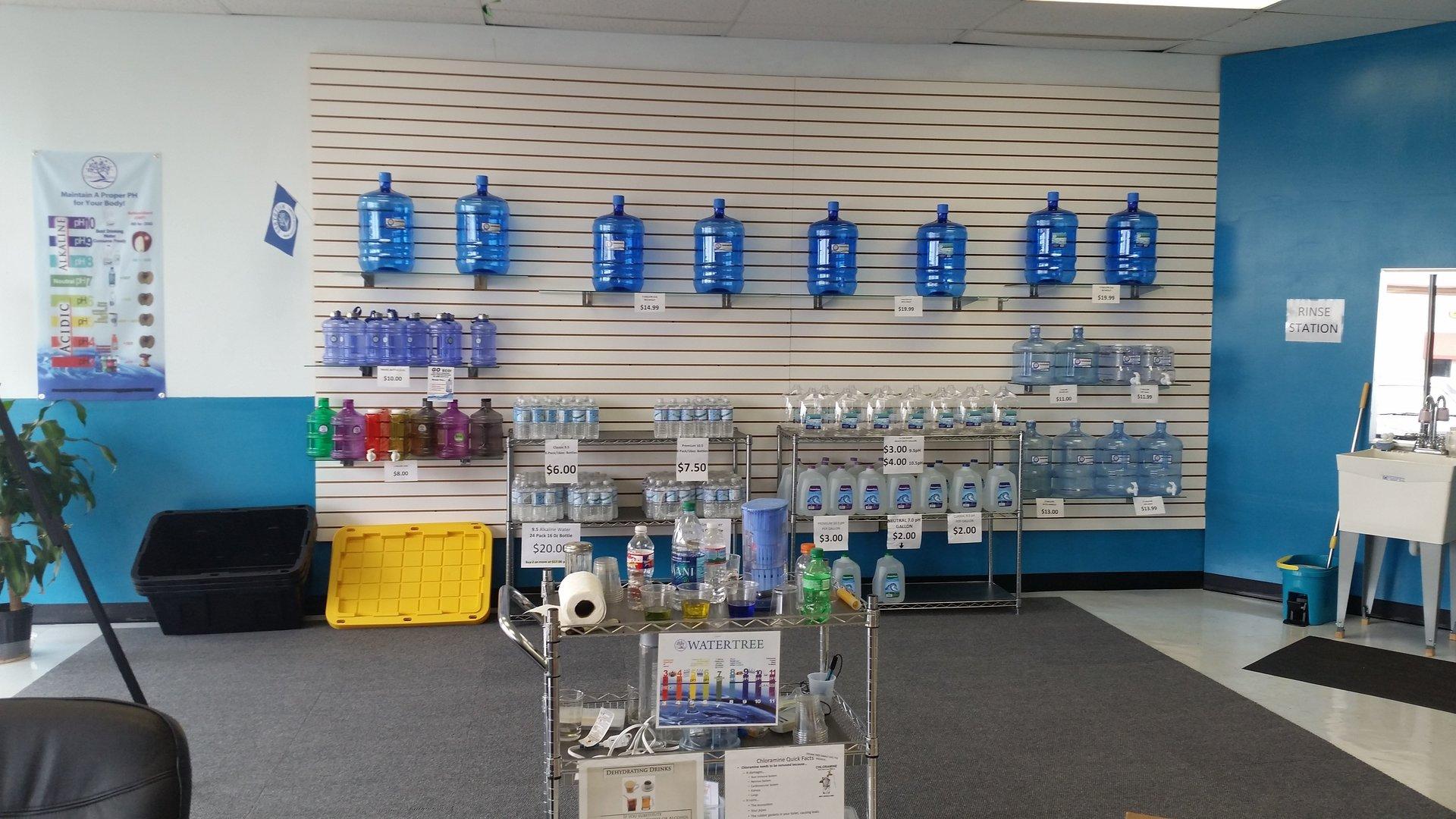 Water Tree HWY 6 store