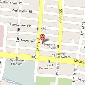 Chesapeake Medical Center 310 35th St. SE Suite 11 Charleston, WV 25304